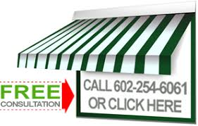 Patio Awning Replacement Covers Phoenix Awnings Scottsdale Awning Arizona Retractable Sunbrella