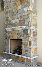 fireplace stone fireplaces gallery natural stone veneers inc