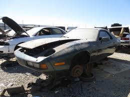 1995 porsche 928 interior junkyard find 1982 porsche 928 the truth about cars