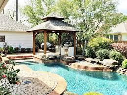 diy backyard paradise cheap spas landscaping llc inc l 66 wli inc