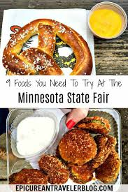 Minnesota State Fair Map by Nine Minnesota State Fair Foods You Have To Taste