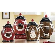 coffee themed kitchen canisters coffee themed canisters i d like that in my home