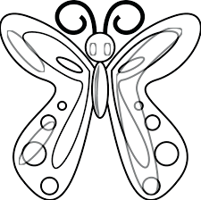 butterfly coloring sheets free printable pages for kids 133