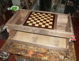 chess board coffee table artisans of the valley hand crafted custom tables page 3