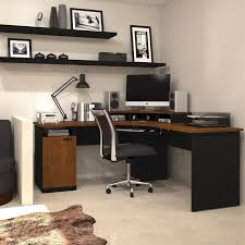 amazon com homepro 69000 corner workstation tuscany brown and