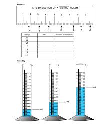 length u0026 volume worksheet