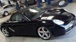 Porsche Boxster Lowered - autohaus frankfurt specializing in bmw mercedes benz mini