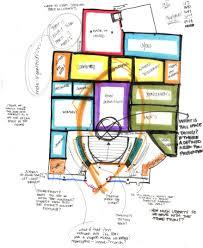 floor plans for schools senior studio emma fox design