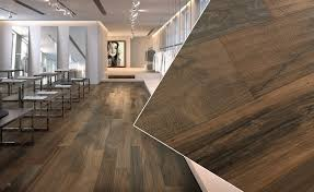 Most Realistic Looking Laminate Flooring Emctiles Wooden Effect Porcelain Tiles Floor Realistic