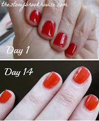 gel nails before and after pictures u2013 new super photo nail care blog