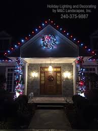 Holiday Home Decorating Services Montgomery Anne Arundel Md Holiday Decorating And Lighting