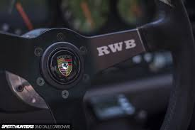 rwb porsche logo enter the u002770s rwb u0027s latest creation speedhunters