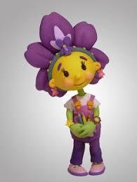 fifi flowertots bedtime buddies poppy doll toy 2007 doll