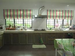 Modern Kitchen Curtains by Decorations Super Cool Kitchen With Maroon Red Curtains On The