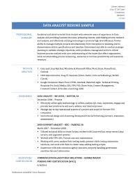 financial analyst resume sample data analyst resume best data analyst resume samples data analyst resume samples