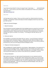 7 thank you letters for job interviews emails sample