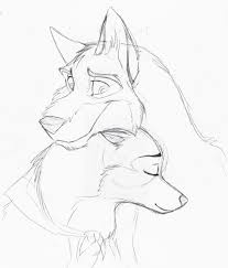 balto coloring pages balto jenna for xaqtly by anbu flashez on deviantart