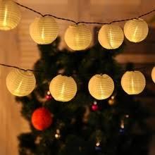 led lantern string lights buy white lantern string light and get free shipping on aliexpress com