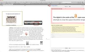 sente for pdf management on the mac and ipad 4 reading
