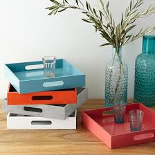 square tray for coffee table lacquer trays square trays squares and apartments