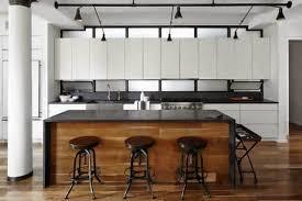 cuisine style loft attrayant bar separation cuisine salon 15 cuisine style loft