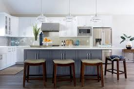 white kitchen cabinets grey island white cabinets with gray island transitional kitchen