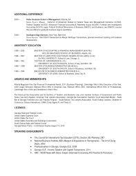 Best Attorney Resumes by The Resume Of Paul M Spizzirri Esq