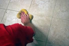 Installing Bathroom Floor Tile Installing Bathroom Tile Dact Us
