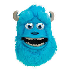 amazon com monsters university sulley monster mask toys u0026 games