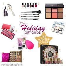 the snoop 2014 gift guide for the makeup lover