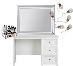 Fantastic Furniture Bedroom by White Small Makeup Desks Finding Desk