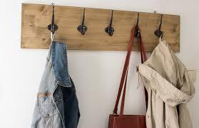 diy garderobe diy hakenleiste für garderobe bauen green bird diy mode