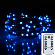 Blue Led String Lights by Online Get Cheap Battery Operated Outdoor Fairy Lights Aliexpress