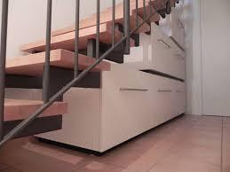 schrank unter treppe garderobe unter treppe stunning garderobe mit led beleuchtung