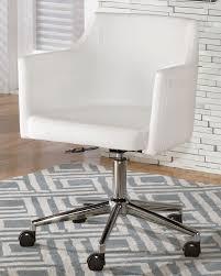 White Swivel Office Chair Modern White Office Chair