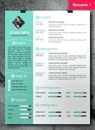 unique resume template free unique resume templates medicina bg info