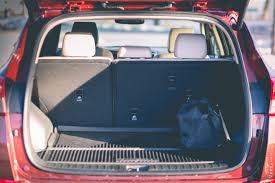 hyundai tucson trunk space 2016 hyundai tucson cargo space clavey s corner