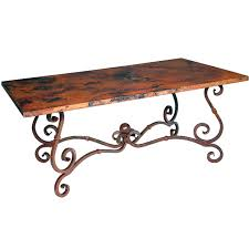 prima french dining table base rect m5f507base
