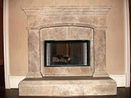 stone veneer fireplace surround ideas living room amazing faux