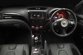subaru wrx custom interior subaru cosworth impreza sti cs400