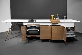space saving kitchen islands kitch t is a space saving movable all in one designer kitchen