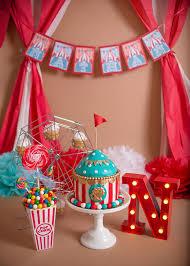 carnival themed cake smash circus theme cake smash boys cake