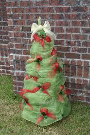 wide mesh ribbon 69 best diy christmas tree mesh images on deco wreaths