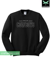 cowboys sweater cowboys sweatshirt