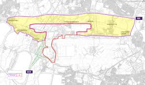 Property Value Map Property Compensation Heathrow Expansion