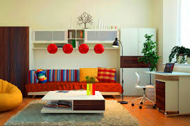 Home Office Living Room Design Ideas Livingroom Office Home Design