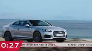 audi a5 2016 redesign the premiere of audi s 2017 a5 coupé photos