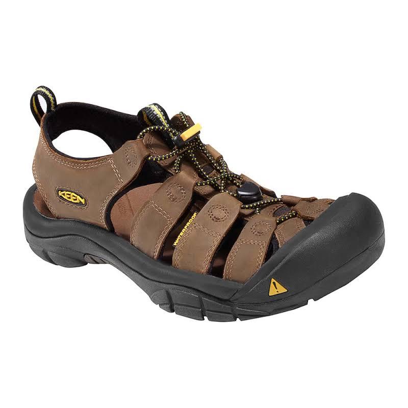 KEEN Newport Sandal Bison 9 US 1001870-204-9