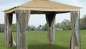 Grill Gazebos Home Depot by Pergola Garden Winds Gazebo Home Depot Gazebo Replacement Canopy
