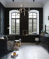 Dark Interior Design Dangerous Dark Blue Charles Bukowski Bukowski And Dark Interiors